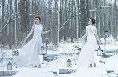 Aurora Raiskisen suunnitteleman Laura-puku kuuluu Suomessa valmistettavaan Aurora Collection -mallistoon.  Se valittiin Vuoden Kaunein Hääpuku 2017 -äänetyksessä toiseksi kauneimmaksi. Via www.haat.fi/aiheet/morsiuspari/morsiamet-valitsivat-morileen-haapuvun-vuoden-2017-kauneimmaksi
