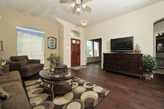 Living Room.  Cedar Park, TX.  Austin. New Homes Austin. Austin Homes For Sale.