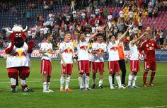 DANKE liebe FC Red Bull Salzburg Fans!