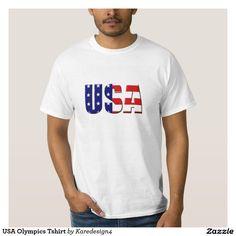 USA Olympics Tshirt