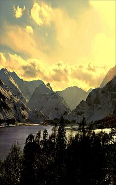 Kintail Lochalsh, Scotland