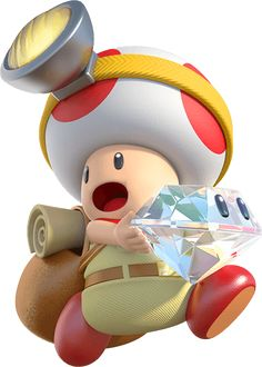 [Review] Captain Toad: Treasure Tracker | Pixelkin.org