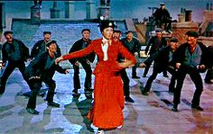"""Mary Poppins, step in time, """"I never explain anything"""""""