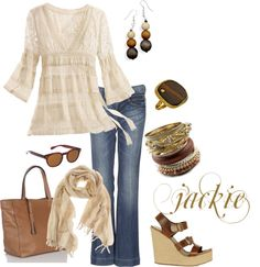 """Casual Day Fun"" by jackie22 on Polyvore"