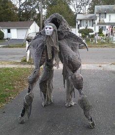 Soul Walker homemade Halloween costume