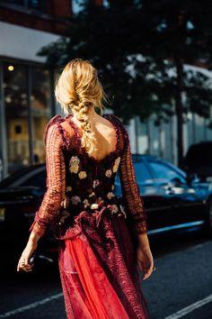 Street Style Nueva York. Septiembre 2016