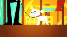 A short animation commissioned by Faber & Faber to promote the release of Andrew O'Hagan's novel The Life and Opinions of Maf the Dog and of His Friend Marilyn Monroe. I designed, directed and animated the whole thing myself. The music is Bean Bag by Jeff Curry.
