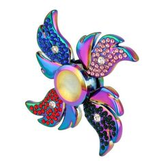 Where can I find affordable budget EDC Fidget Toys and spinners? When I was starting to get into EDC (Every Day Carry) Fidget Toys, especially spinners, I often had sticker shock when I saw the prices. Cool Fidget Spinners, Metal Fidget Spinner, Cool Fidget Toys, Pokemon Go, Edc, Fidgit Spinner, Butterfly Black And White, Pink Apple, Stress Relief Toys