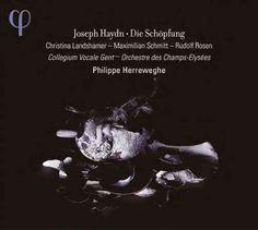 Philippe Herreweghe - Haydn: Die Schopfung