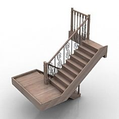 Download 3D Stair