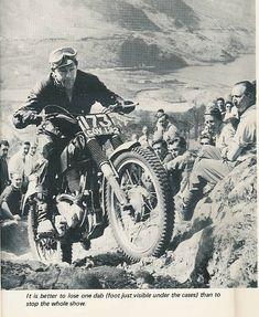 Mx Bikes, Trial Bike, Scrambler, Trials, Motorcycles, Vintage, Classic, Art, Old Motorcycles