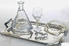 Greek wedding wine decanter and wine glasses Wine Decanter Set, Expensive Wine, Wine Refrigerator, Greek Wedding, Cooking Wine, Champagne Glasses, Wine Drinks, Wine Tasting, Wedding Favors