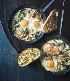 Another delicious Brinner Recipe...!  Get it here: http://www.salvagente.co.za/ozone-saunas/recipe-baked-eggs-broccoli-with-parmesan/