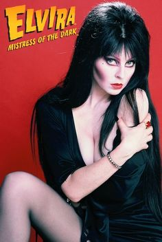 Super Vintage Girl Party Pin Up Ideas Cassandra Peterson, Goth Beauty, Dark Beauty, Elvira Movies, Goth Women, Horror Icons, Actrices Hollywood, Portraits, Vintage Girls