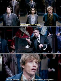 Fantastic Beasts and Where To Find Them - We`ll be the judges of that.
