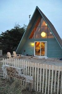 Bandon Beach Shack - One of the Most Unique Places to Stay