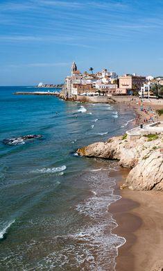 Sitges, Eurotrip, Gaudi, Imagines, Great Memories, Beautiful Places, Water, Photography, Travel