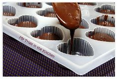 My Trials in the Kitchen: Homemade Chocolates - Holiday Gifts from the Kitchen #SundaySupper