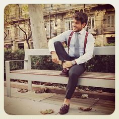 bcnpreppy:    Preppy Influencer by @asempe | #preppy #preppystyle #bcnpreppy #pijo #espreppy #ep #soypreppy #shirt #tie #pants #braces #tassel #loafers #mocasines #castellanos #borlas #fashion #man #menstyle #menswear #mensfashion #moda #gq #ootd #barcelona #spain #style #instafashion #instapreppy #fashionista #fashionblogger #blogger #influencer (en Barcelona Spain)
