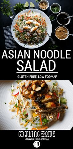 I love this salad, so fresh, crunchy and tangy. Serve it with grilled Lemongrass Chicken, bbq pork or prawns. It goes great with Peanut Sauce, or Lime Ginger Peanut Dressing. It also lends itself to Salad in a Jar, for lunches or quick dinners.