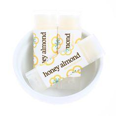 Milk & Honey wedding theme: favors