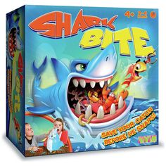 Toys gifts for boys & girls. Shop online now.✔️FREE delivery for orders over Delivery for Account Holders at Smyths Toys Shark Jaws, Baby Shark, Toys Uk, Kids Toys, Shark Games For Kids, Disney Cars Toys, Halloween Donuts, Bored Games, The End Game