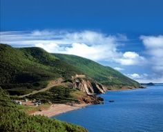 Cape Breton, Nova Scotia, Canada - my home.  I miss you Cape Breton!  Love the music, love the awesome people, love the scenery!!!