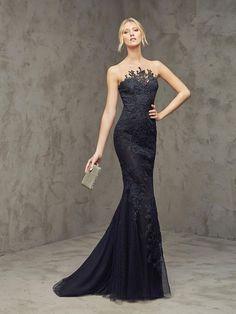 Společenské šaty prodej Pronovias Latonia Black