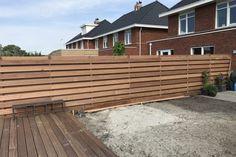 Construction, Garage Doors, Patio, Log Store, Outdoor Decor, Fences, House Ideas, Home Decor, Gardens