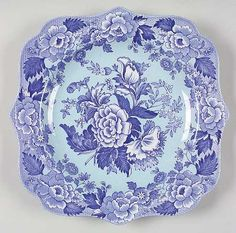 Spode Blue Room Garden Collection (Mixed Colors) at Replacements, Ltd