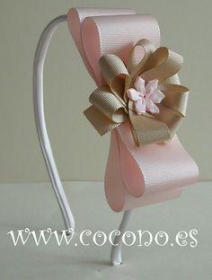 diadema rosa