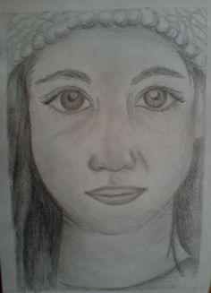 attempt for portrait