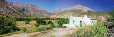 One of Cape Nature's cottages in the Swartberg Nature Reserve. Off The Grid, My Land, Nature Reserve, Cottages, Places Ive Been, South Africa, Travel Destinations, Remote, Beautiful Places