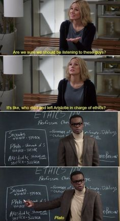 The Good Place Memes