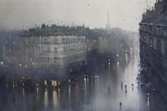 Paris by Joseph Zbukvic