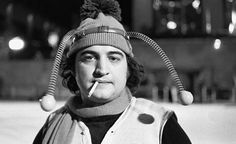 John Belushi was a comic genius, who became famous on NBC's successful Saturday Night Live show. His fame and popularity grew even more after he starred in films like the Blues Brothers and Animal House. Belushi's tragic death at age 33 was the result of a drug overdose.
