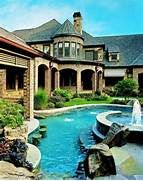 Lazy river around house:) and this is a real house!!!! (410 Oakmont ...