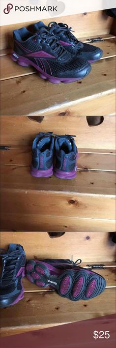 Women's runtone Reebok Gently used. Wore 3 times. Retails for $85 Reebok Shoes Athletic Shoes