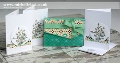 Note Card Box using Touches of Texture - with Michelle Last