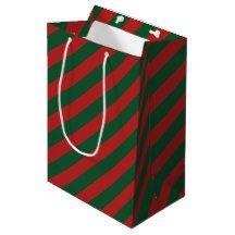 Christmas Smile Medium Gift Bag