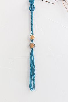 Presto Crochet Necklace Pattern