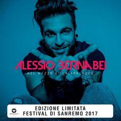 Alessio Bernabei: torna al Festival di Sanremo dopo un anno di successi con il brano - Nel mezzo di un applauso
