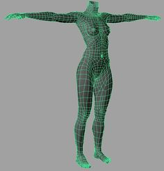 33 Awesome human body topology images