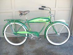 1941 Schwinn Autocycle. i want one!!