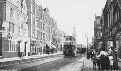 Upper Street, Islington - c.1908 by pageb45, via Flickr