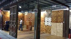 Da #Artepronta materiali per restauri pregiati. Pavimenti, rivestimenti, soffitti, porte... #MADEexpo