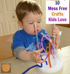 10 mess free crafts by craftulate toddler fun, toddler crafts, tape crafts, Diy And Crafts Sewing, Tape Crafts, Fun Crafts, Summer Crafts, Fun Activities For Kids, Craft Activities, Infant Activities, Preschool Crafts, Toddler Fun