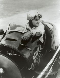 Wilbur Shaw, 3-time Indy 500 winner: 1937, 1939 and 1940
