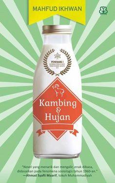 Foto: Cover novel Kambing dan Hujan