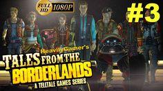 Tales From The Borderlands Gameplay Walkthrough (PC) Episode 2: Atlas Mu...